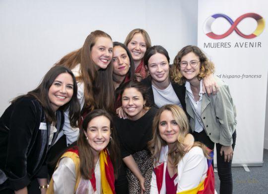 COmisión Joven Mujeres Avenir