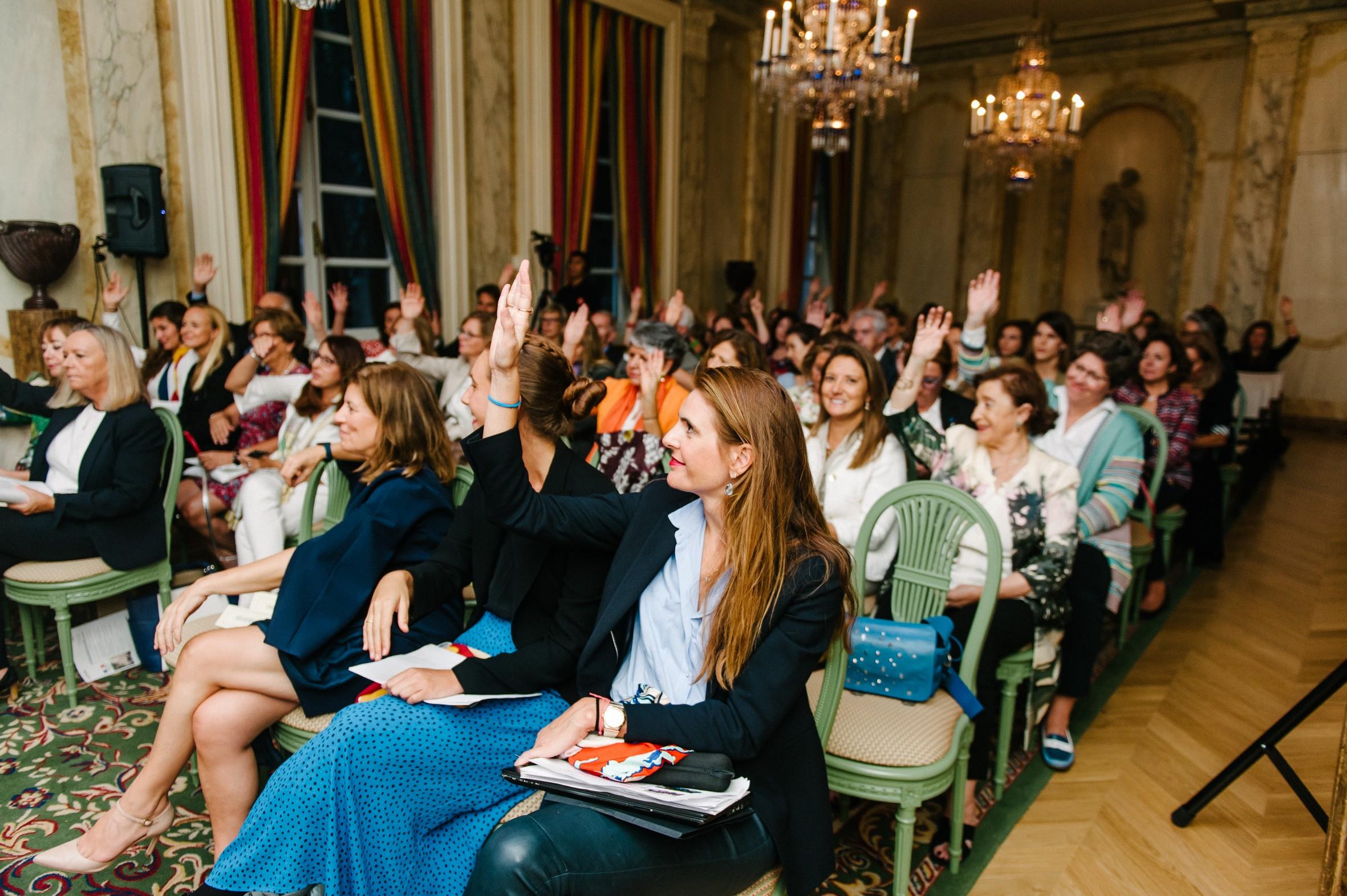 Asamblea general mujeres avenir