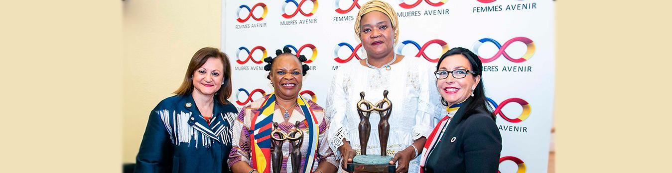 Slider Premio 2020 Mujeres Avenir por la Igualdad Internacional