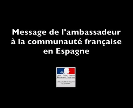 Ambassadeur France en Espagne Mujeres Avenir