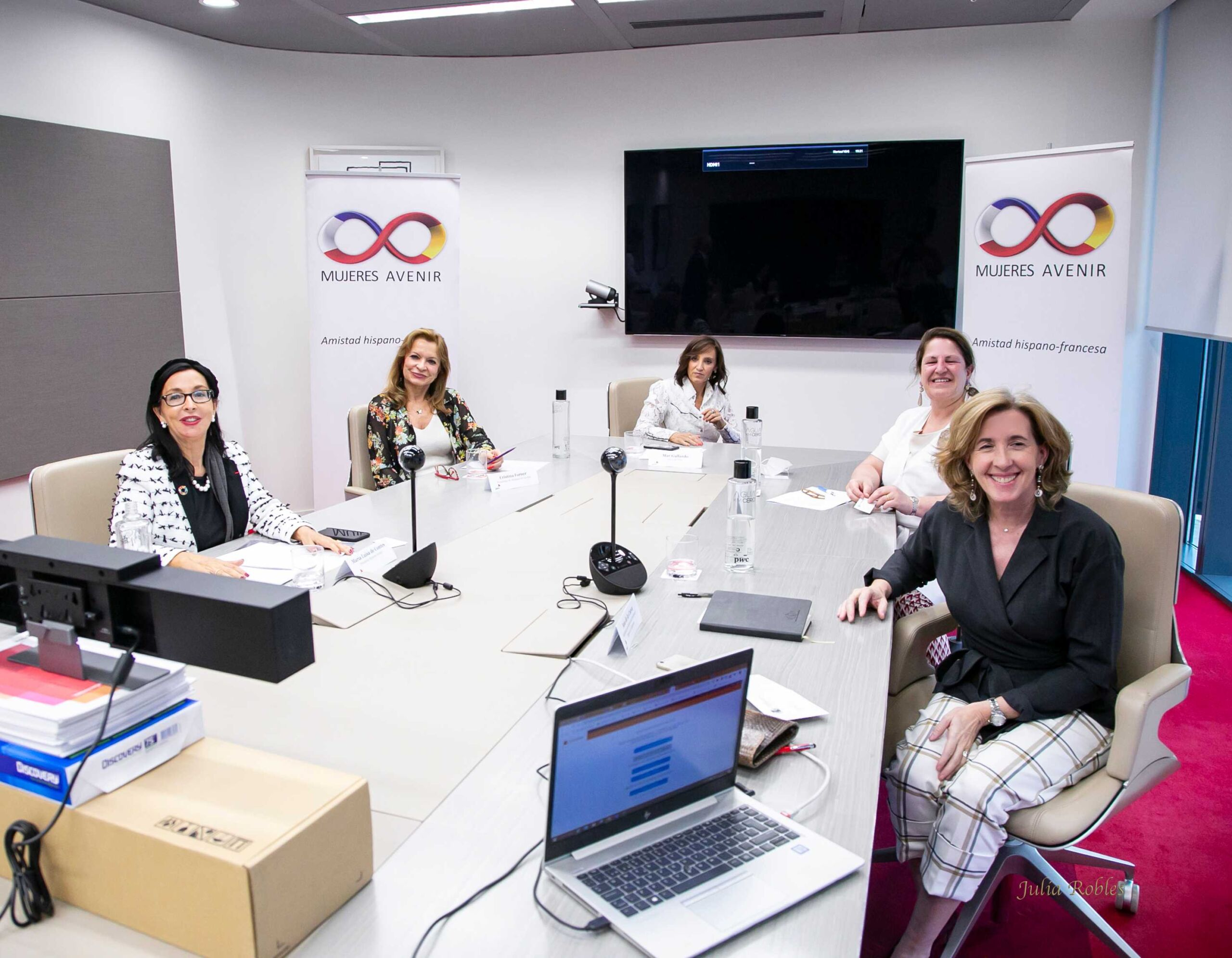 Mujeres Avenir Streaming Empresas Medidas Covid19