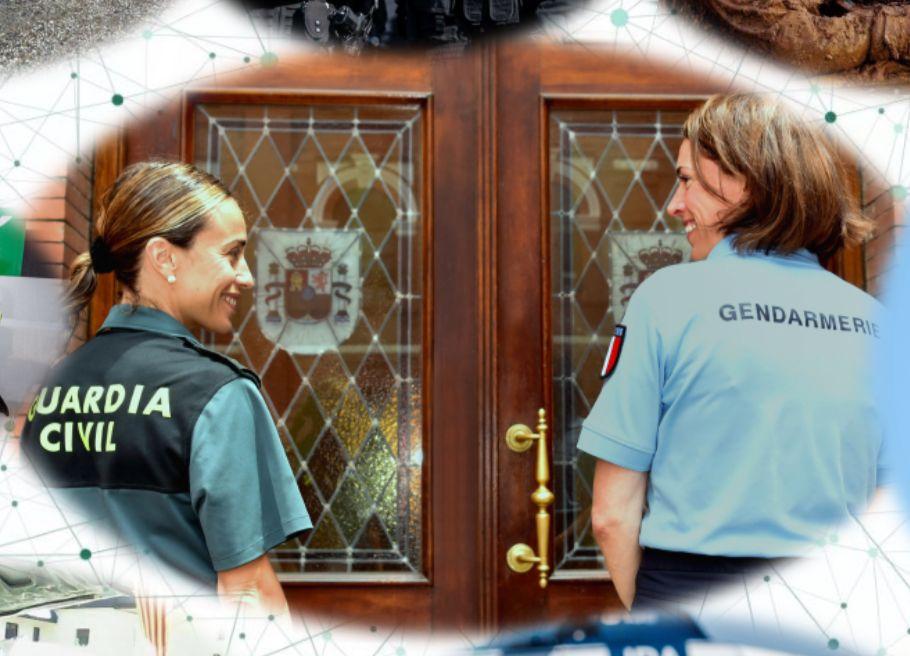 Mujeres Gendarmeria Guardia Civil