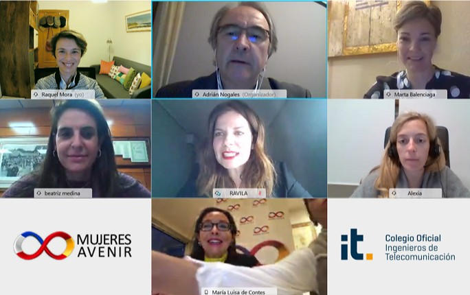 Mujeres Avenir COIT Convenio de Colaboracion Vocacion Tecnologica