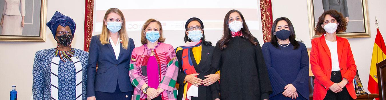 Conferencia Internacional Mujer y Diplomacia