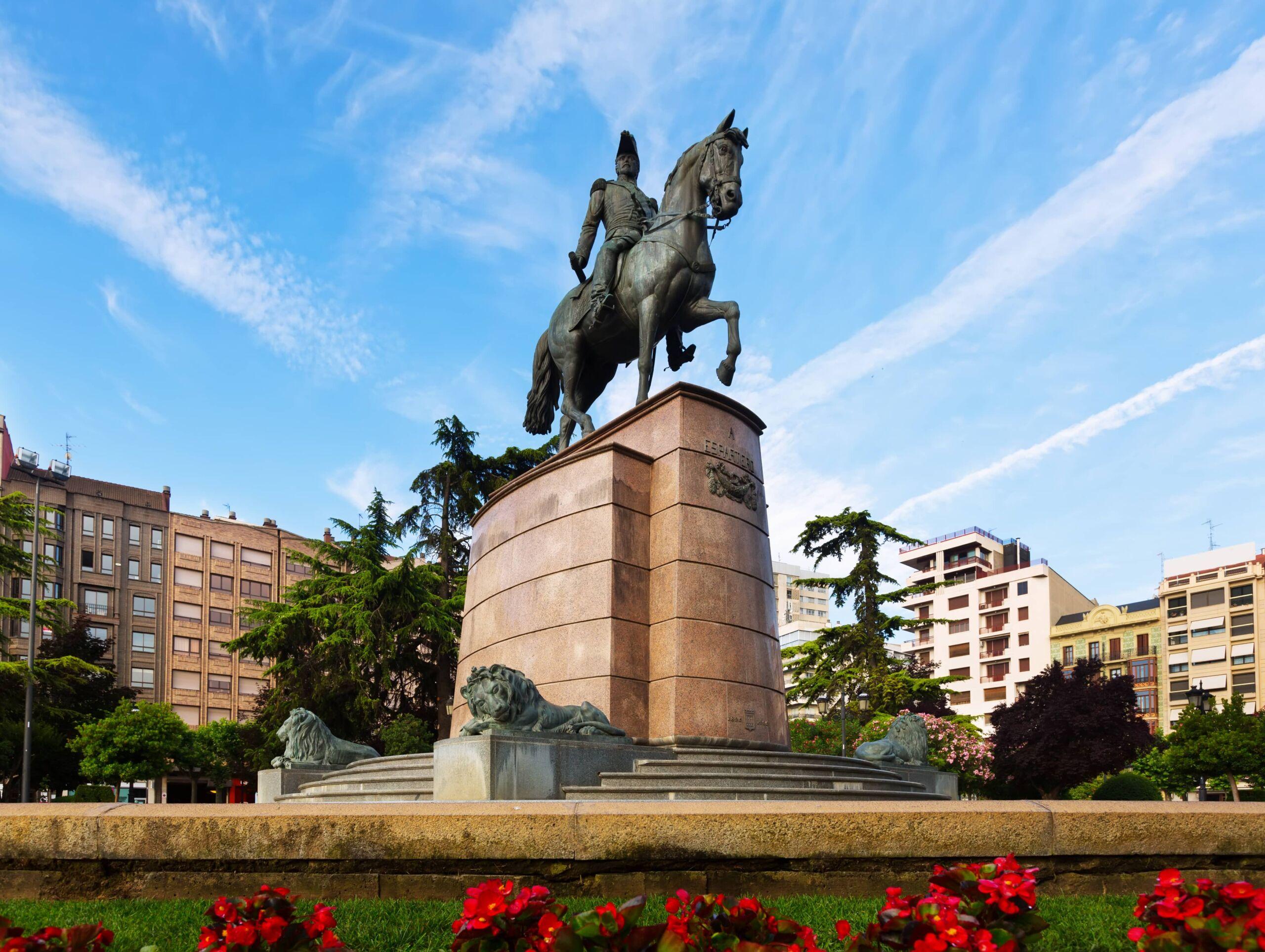 V centenario del asedio de Logroño por los franceses Mujeres Avenir